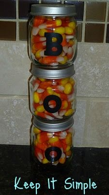 A delicious way to reuse your baby food jars...yum! …