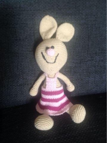 Fru Brosbøls ting og sager: Hare hop hare hop
