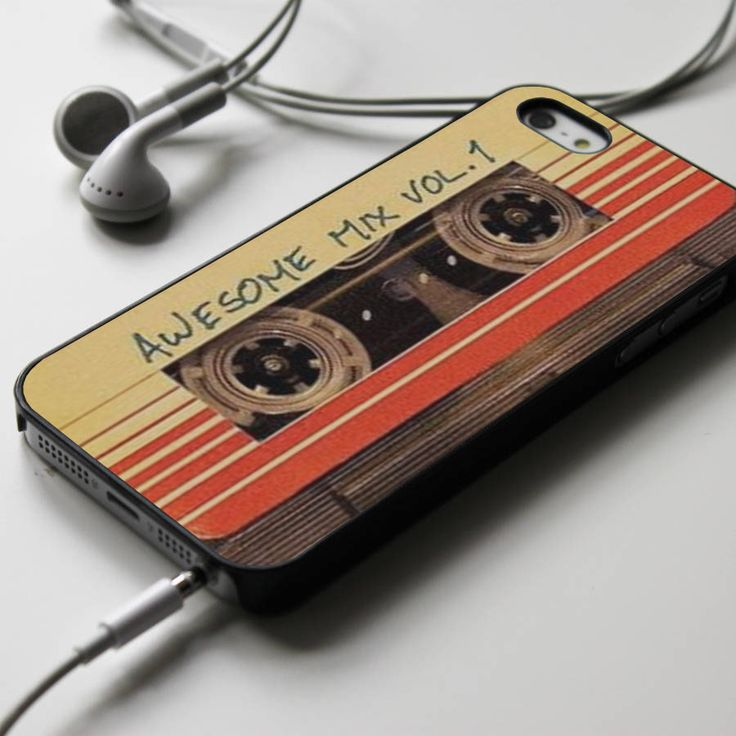 Shadeyou Phone Cases - Guardians of The Galaxy Awesome Mix Vol. 1 Walkman - iPhone 4/4S, iPhone 5/5S/5C, iPhone 6 Case, Samsung Galaxy S4/S5 Cases, $19 (http://www.shadeyou.com/guardians-of-the-galaxy-awesome-mix-vol-1-walkman-iphone-4-4s-iphone-5-5s-5c-iphone-6-case-samsung-galaxy-s4-s5-cases/)