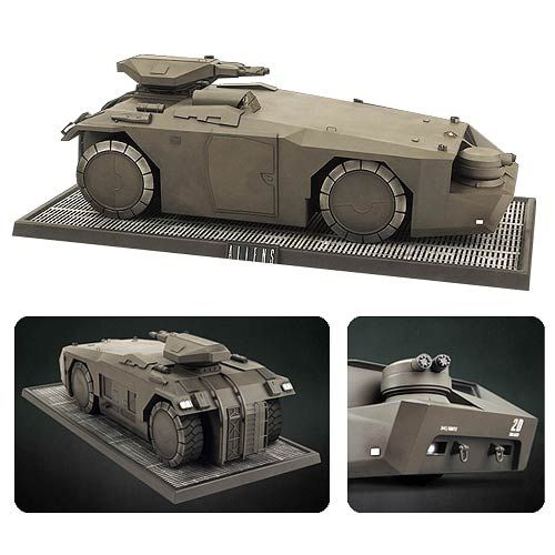 Aliens M577 Armored Personnel Carrier Vehicle Replica - Hollywood Collectibles Group