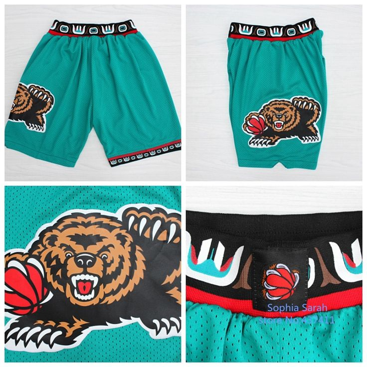 Aliexpress.com : Buy Vancouver Grizzlies Basketball Shorts,Vancouver 10 Mike Bibby 3 Shareef Abdur Rahim 50 Bryant Reeves Throwback Basketball Shorts from Reliable shorts 40 suppliers on LOVE  JERSEY 2