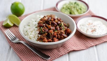 Jo Pratt's Chilli con carne. The best chilli recipe on The Internet. Fact.