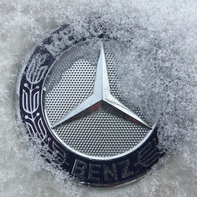 Staying strong at -15° C. Mercedes Benz GLA250 #4MATIC