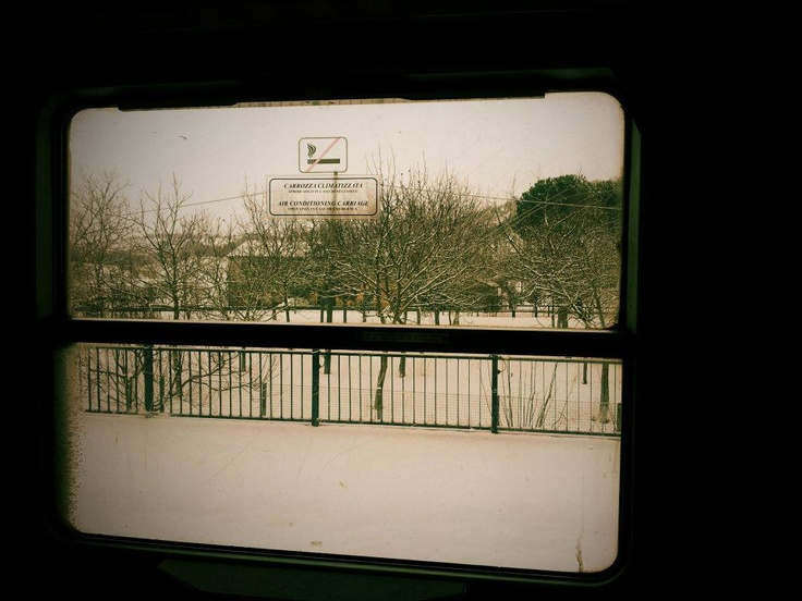 Train window  #Travel