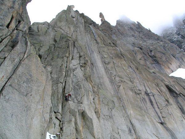 Envers des Aiguilles - Chamonix - French Alps