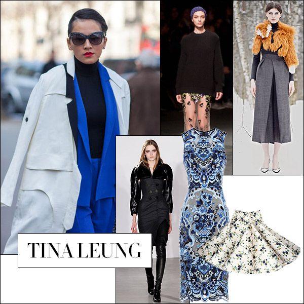Inside Job: It Girls on Their Fall Shopping Lists — Tina Leung