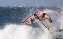 Coupe de France de waveski surfing - Durban Air Max by Yves Gaborit