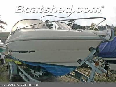 "Cranchi 21 Ellipse Speed Boat  for sale, 6.57m (21'7""), 1997, 1 x petrol 235hp, GRP construction, Planing underwater profile, 2 berth(s), Ref:202022"