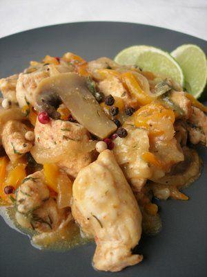 Almost Turkish Recipes: Sparkling Chicken (Maden Suyuyla Tavuk)