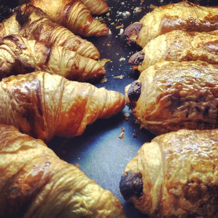 #Croissants in #Paris