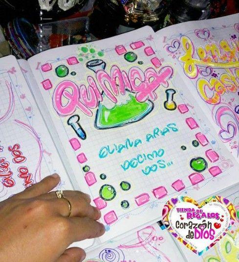 Marcado de cuaderno