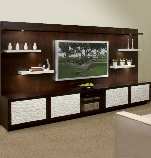 creative elegance wall unit | built-in ideas | pinterest | walls
