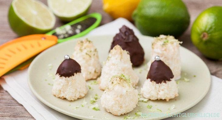 Rezept für wunderbar saftige und weiche Kokosmakronen