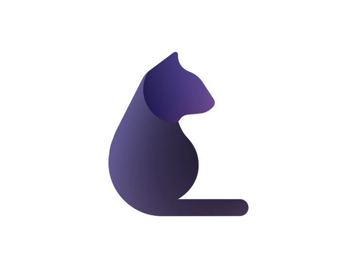 34 best Cat logo's images on Pinterest   Cat logo, Cats and Black cats