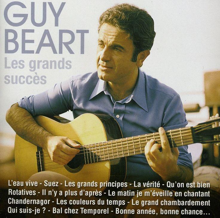 Guy Béart - Les Grands Principes - Feuille Vole - Qui Suis-Je - Rodeur