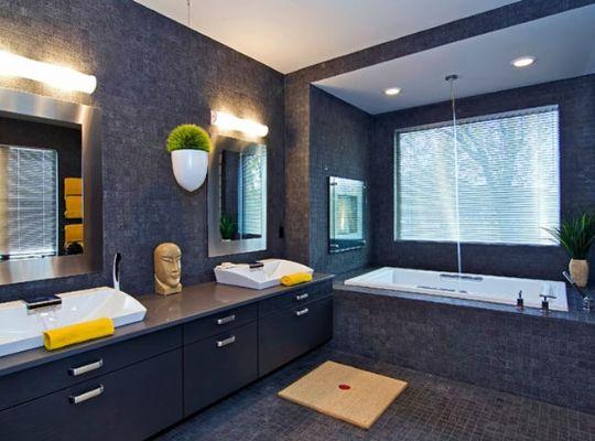 Banyo Dekorasyonu İçin Yeni Fikirler