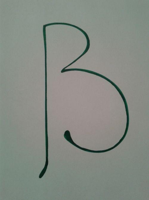 La ß o Eszett o scharfes S in tedesco, è una lettera oggi presente solo nell'alfabeto tedesco. Si utilizza in modo alternativo con il digramma ss in alcuni casi, mentre viene sempre sostituito da quest'ultimo in certi altri. Questa lettera presenta la particolarità, raffrontata agli altri caratteri degli alfabeti occidentali, di non apparire mai in posizione iniziale. Fino al giugno 2008, la scharfes S aveva solo la forma minuscola;