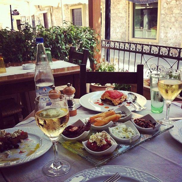 #SeenatAlana #Alana #Restaurant #Crete #Rethimno