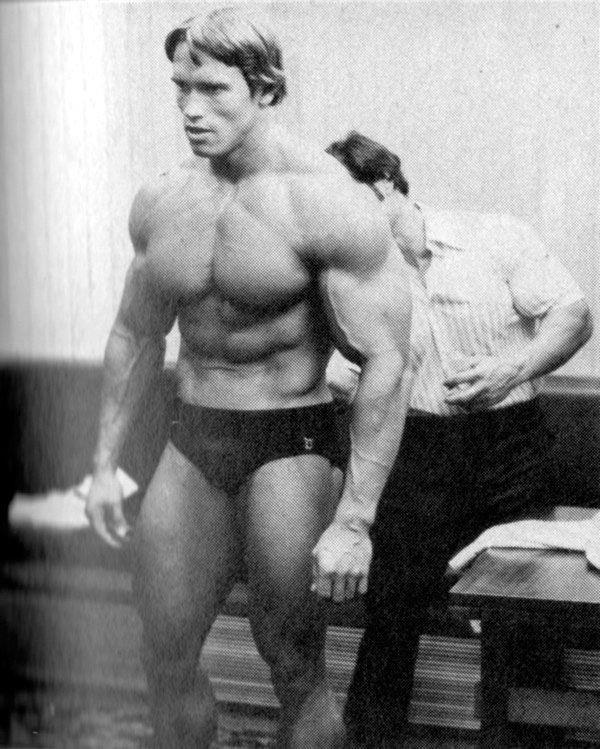 Arnold | Arnold | Pinterest | Muscles, Bodybuilding motivation and Body build