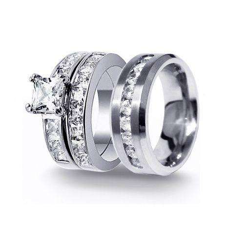 Best 25+ Matching wedding bands ideas on Pinterest ...