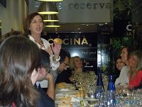 Alsurdelsur: Canal Cocina con los blogueros andaluces en La Reserva del Pastor Málaga