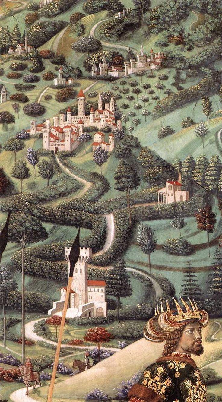 Benozzo GOZZOLI Italian Early Renaissance Painter, 1420-1497