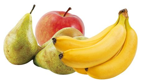 Want to add more fruit to Baby's diet? Try this recipe for Banana, Pear and Apple Puree! #BabyRecipes #BabyFood