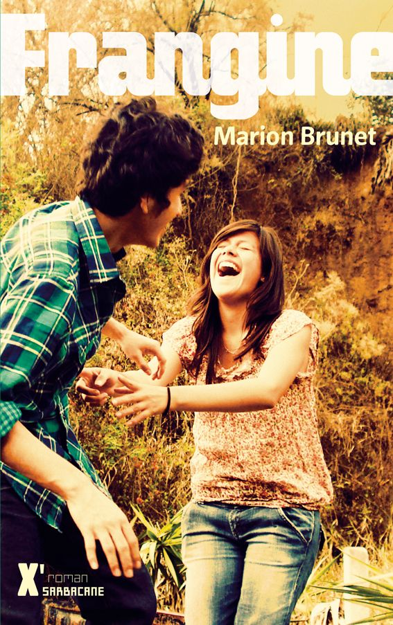 Frangine, par Marion Brunet, édtions Sarbacane. Un très beau roman sur un sujet peu abordé et polémique : l'homoparentalité. Ce roman a remporté plusieurs récompenses.