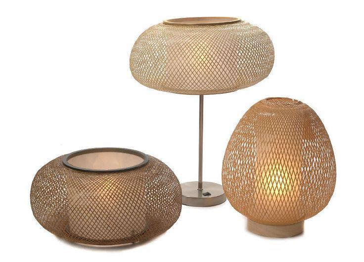 design bamboo table lamp TWIGGY : 7.101.0.1 AY ILLUMINATE
