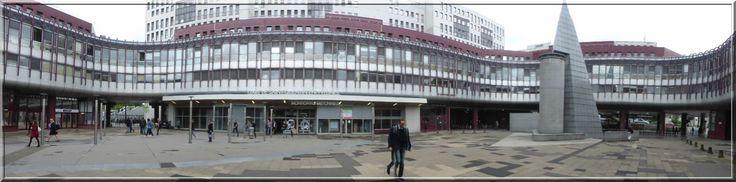 Gare de Saint-Quentin en Yvelines - Montigny le Bretonneux