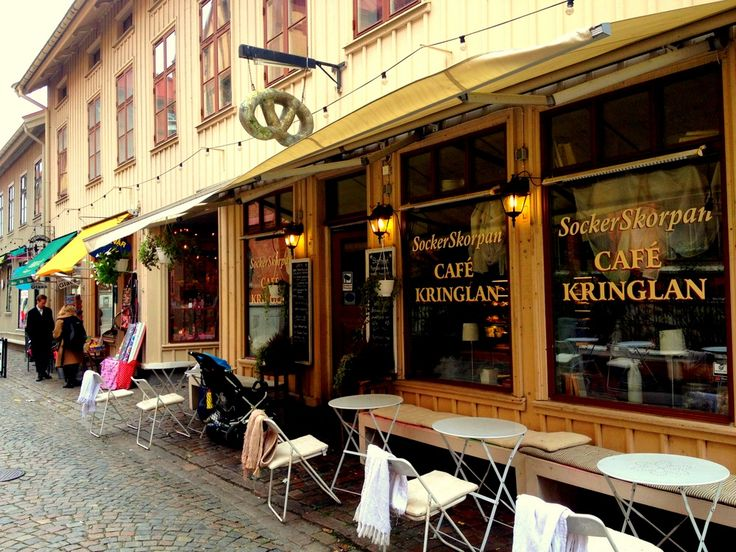 Haga, Goteborg's Coolest Neighborhood