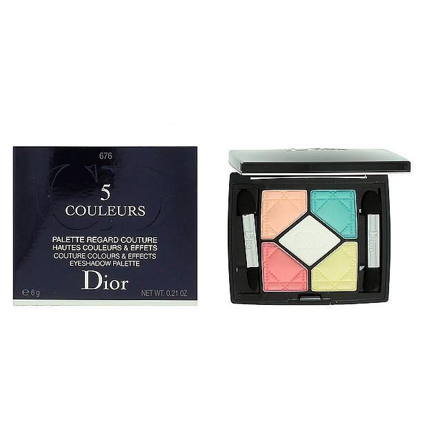 #Dior #Oogschaduw #5Coulour #wehkamp #beauty #lentekleuren