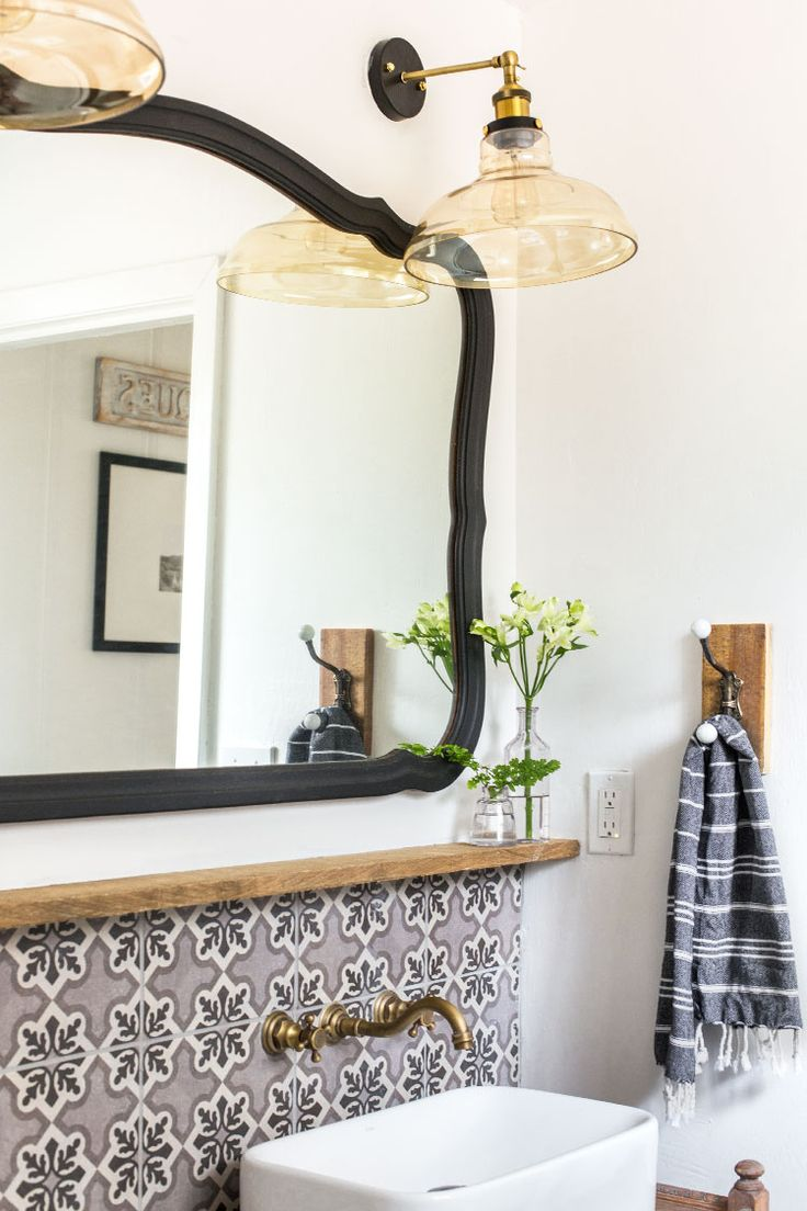 1000 Ideas About Downstairs Bathroom On Pinterest