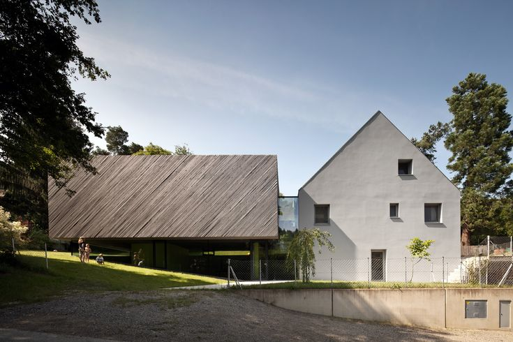 Franz Architekten - Project - heimspiel eichgraben