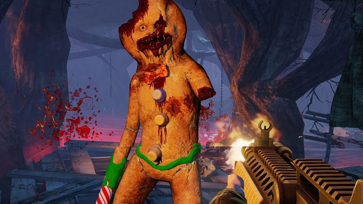 8 Minutes Of The Killing Floor 2 Krampus Map In 4K The new Krampus map for Killing Floor 2 reskins many of the games enemies December 19 2017 at 06:48PM https://www.youtube.com/user/ScottDogGaming