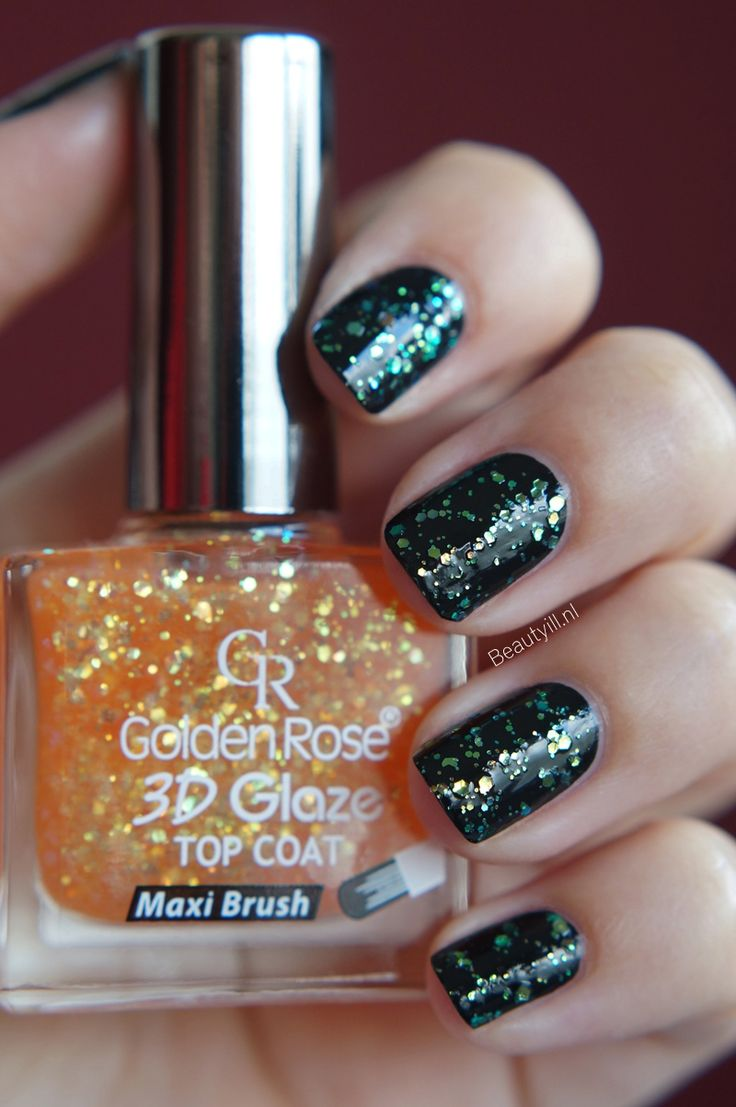 Golden Rose 3D Glaze Top Coat 07