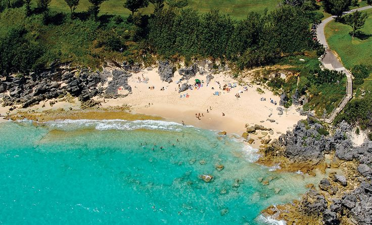 Bermuda's Top-Rated Beaches