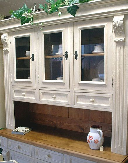 Built in cabinet dining room or kitchen home decor for Built in dining room cabinet designs