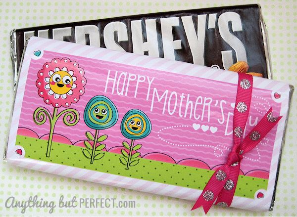 mothers day choc printable: Quick Gifts, Crafts Ideas And, Gifts Ideas, Gift Ideas, Candy Bar, Paper Wings, Mother'S Day Printables, Mothers Day Printable, Printable Mothers