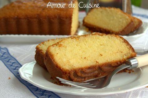 Recette Quatre quart pur beurre ou barre bretonne Bonjour tout le monde, oui je sais ce que vo...