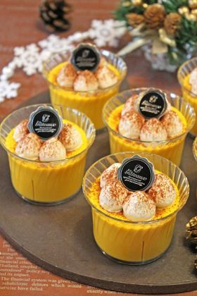 「珈琲かぼちゃプリン」ぱお | お菓子・パンのレシピや作り方【corecle*コレクル】