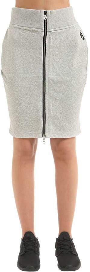 Nikelab Essentials Cotton Sweat Skirt