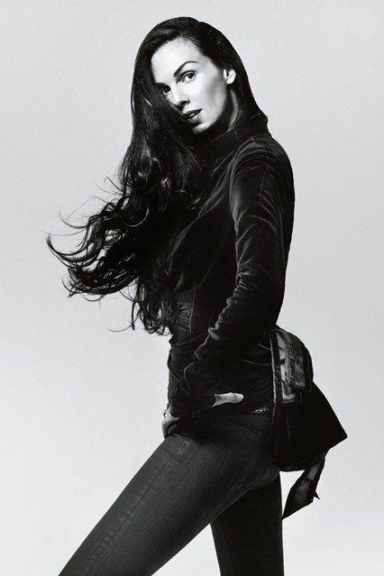 L'Wren Scott Похороны в Лос-Анджелесе (Vogue.com UK)