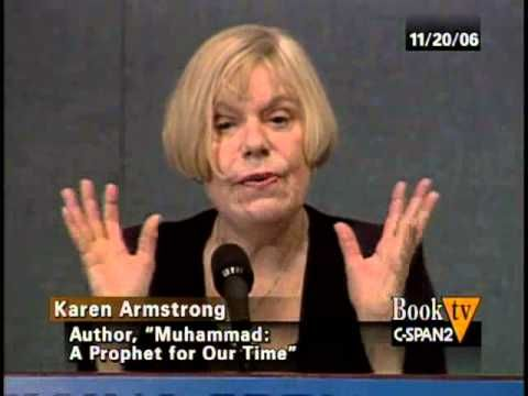 Karen Armstrong, author of 'Muhammad: A Prophet for Our Time', talks about Islam and violence.
