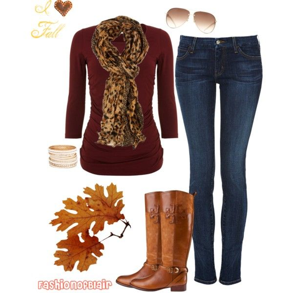 Trendy Polyvore Combinations for Fall/Winter
