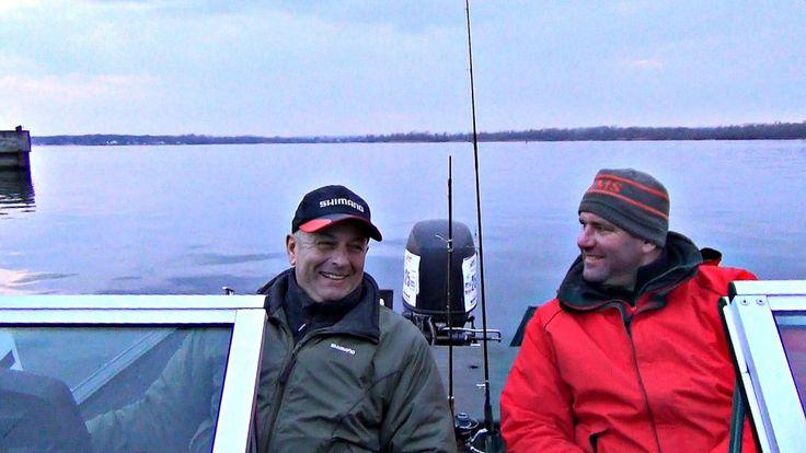 Рыбалка в Запорожье- Весенний Судак