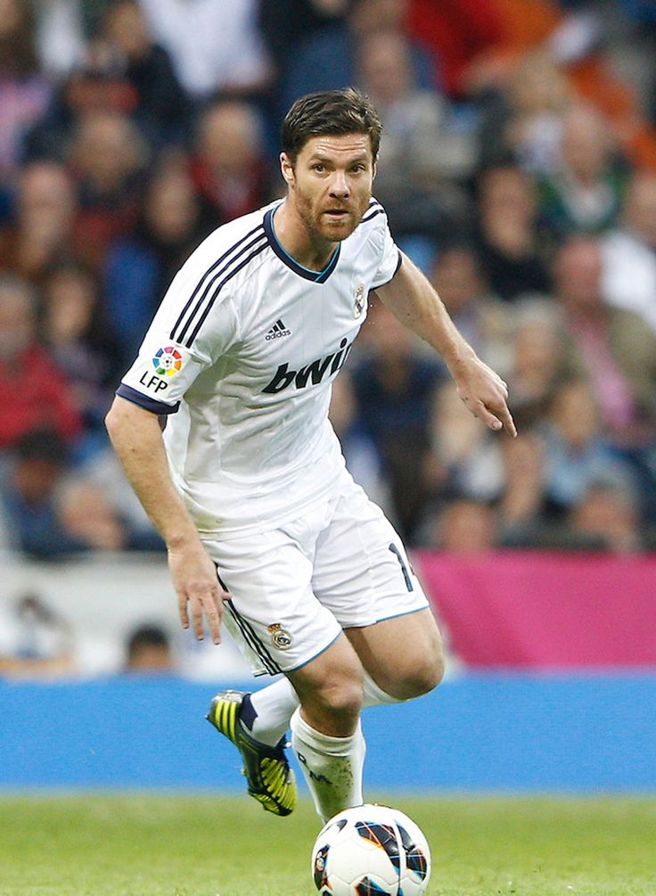 Real Madrid - Xabi Alonso (Spain)