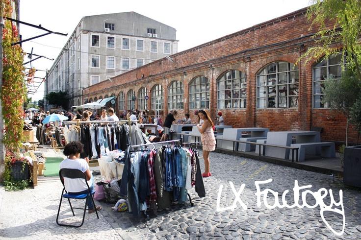 LX Factory - Lisbon