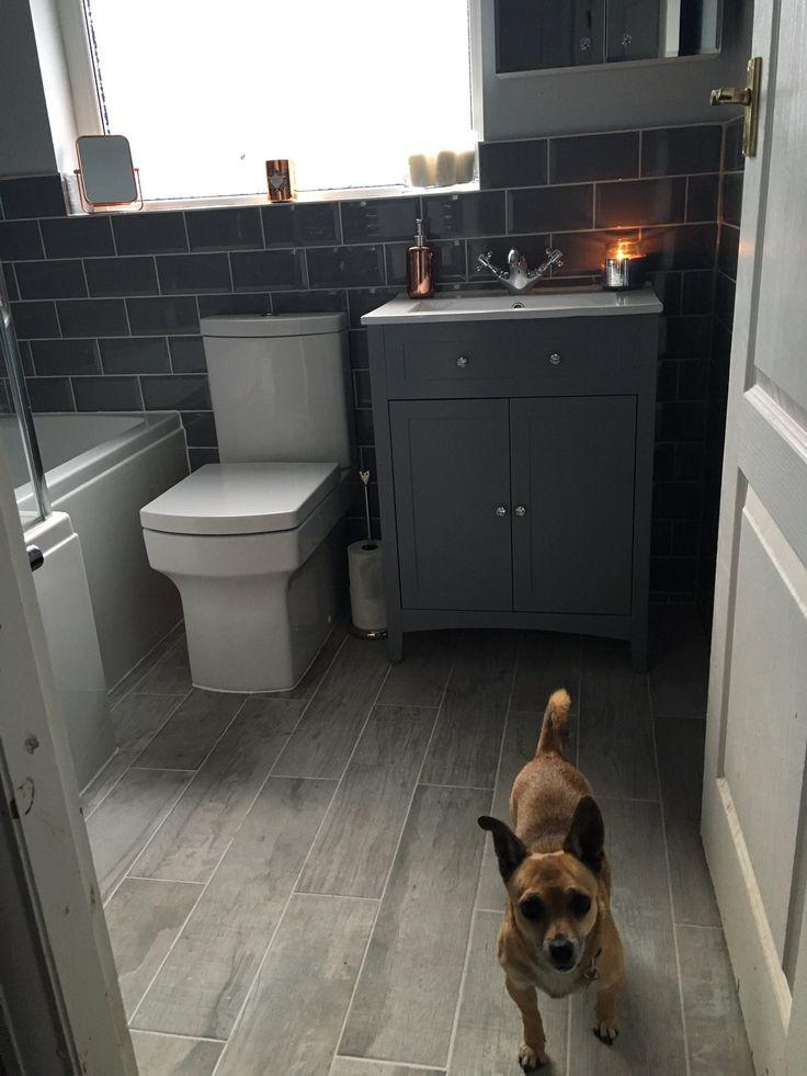 Best 25+ Bathroom Floor Tiles Ideas On Pinterest | Bathroom Flooring,  Bathrooms With Subway Tile And Grey Patterned Tiles