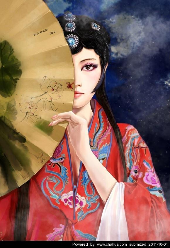 Color of Beijing Opera
